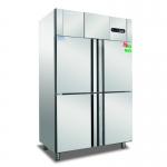 COOLMES冰立方四门冷藏冰箱GN1.2TN4  风冷单温冰箱