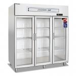 COOLMES伯爵大三门冷藏保鲜展示柜S1.6G3