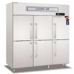 COOLMES伯爵六门单温冷冻冰箱F6