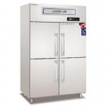 coolmes伯爵四门单温冷冻冰箱F4  四门不锈钢冷冻柜