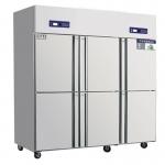 奥斯特六门双温冰箱TRF6 不锈钢六门冷柜 六门冷冻冷藏柜
