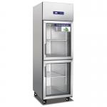奥斯特二门陈列冷柜TS0.5G2 冷藏展示柜 奥斯特冷柜