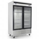ATOSA大二门冷冻展示柜MCF8703 海鲜冷冻展示柜 冰激淋展示柜 风冷冷冻冰箱