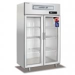 Coolmes伯爵二门冷藏展示柜S1.0G2  大二门冷藏冰箱 酒水饮料展示柜 蔬果冷藏保鲜冰箱