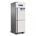 奥斯特上下双门冰柜TF2 直冷单温冷冻冰箱