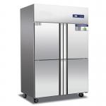 奥斯特四门冷冻冰箱TF4 不锈钢四门冷冻柜 商用厨房冰柜
