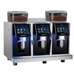Eversys三头咖啡机E60/E6M   咖啡机