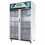 幸福雨双门展示柜ZS-A-S1220    超市双门冷藏柜
