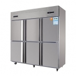 幸福雨六门冰箱XLM-1820    幸福雨冷柜