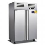 美厨大二门风冷冷冻柜AEFX2 不锈钢风冷冷冻冰箱 商用厨房冷柜