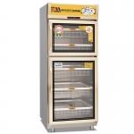 美厨变频消毒柜BP-5 上下双门消毒柜 五星变频消毒柜 中温热风循环烘干 紫外线臭氧消毒柜
