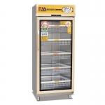 美厨单门消毒柜BP-3 五星变频消毒柜 中温热风烘干 紫外线臭氧消毒柜