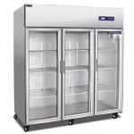 睿弘三门冷藏展示柜BS1.6G3 三门冷藏展示陈列柜 三门冷藏冰箱