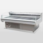 凯雪平口风冷柜KX-1.5PFA     凯雪平口冷藏展示柜