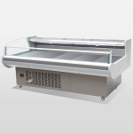 凯雪冷柜KX-2.0PFA     平口风冷展示柜
