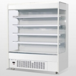 凯雪KX-1.5LFA超市鲜奶展示柜    雄风系列   超市冷藏展示柜