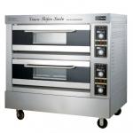 祥兴二层四盘电烤箱   商用两层四盘电烤箱