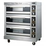 祥兴三层六盘电烤箱     商用三层六盘电烤箱