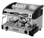 EXPOBAR NE-C-2-B 双头半自动意式咖啡机(黑色)