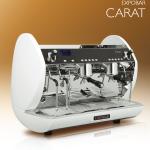 EXPOBAR Carat 2 Gr Display 双头半自动意式咖啡机 (白色)