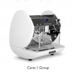 EXPOBAR Carat 1 Gr Display TS 单头半自动意式咖啡机 (自动奶泡/白色)