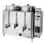 美国思维Cecilware FE300 2*10加仑双槽咖啡鐣  蒸馏式咖啡机