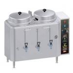 思维Cecilware  CL100N  2*3加仑双槽咖啡鐣  蒸馏式咖啡机