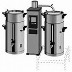 BRAVILOR BONAMAT B10 HW W 10升 双桶咖啡开水机(墙上型)