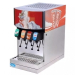 王子西厨LEF-4/5可乐机  四头可乐现调机