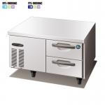 星崎低平台冷冻雪柜FTL-98DDAC日本HOSHIZAKI星崎二抽屉平台冷柜 炉台平台冷冻柜