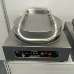 京明华YCD20A-1电饼铛 台式单温双控自动恒温烙饼机 220V铝铛电饼铛
