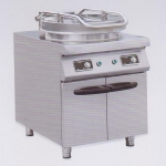 京明华YCD60-1电饼铛 工程款电饼铛 双温双控铸管铝铛