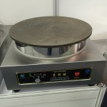 京明华YCD10-A电饼铛 台式煎饼机 220V电饼铛