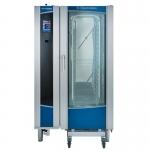 ELECTROLUX蒸烤箱AOS201ETA1 伊莱克斯20盘蒸烤箱 电脑版触屏蒸烤箱 商用电力多功能烤箱
