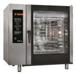 法格蒸烤箱ACE-102 法格手动版蒸烤箱 西班牙FAGOR电子版蒸烤箱 10层宽体蒸烤箱