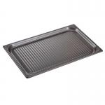 蒸烤箱单面调理烤盘 多功能烙印烤盘 蒸烤箱单面不粘份数盘 GN1/1调理烤盘