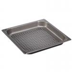 蒸烤箱调理烤盘 多功能蒸烤盘 蒸烤箱单面不粘份数盘 GN2/3调理烤盘