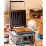 法国ROLLER GRILL GES 10 单头华夫饼机