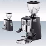 意大利玛萨Mazzer MINI-MANUAL 手控型粉槽式咖啡磨豆机(黑色)