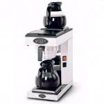 瑞典皇后QUEEN M-2 手动型双盘咖啡机(配咖啡壶)