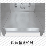 美厨消毒柜MC-4 双门高温消毒柜 热风循环消毒柜 不锈钢餐盘消毒柜 餐厅食具消毒柜