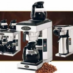 瑞典皇后QUEEN A-2 自动型双盘咖啡机(配咖啡壶)