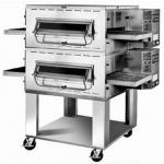 美得彼履带式双层披萨烤炉PS536-2 美国Middleby Marshall进口链式比萨烤箱