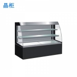 晶柜JGCK-2000A敞开式蛋糕柜(带电热丝) 蛋糕冷藏展示柜