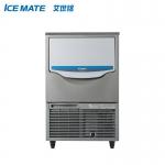 艾世铭制冰机SRM-175A 连锁餐饮专用制冰机 ICEMATE方冰制冰机80kg制冰机