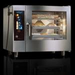 捷克RETIGO万能蒸烤箱B611i  电脑版触摸屏万能蒸烤机 智能烘箱电炉