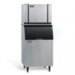 美国ICE-O-Matic制冰机CIM0835+B55 分体式方冰制冰机