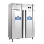睿弘双门消毒柜MC-2 不锈钢高温消毒柜 高温热风循环消毒柜