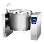 Chinducs/华磁电动可倾式电汤锅SGT-300B 可倾式汤锅 电热煮汤锅300L大容量煲汤煮锅