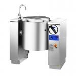 Chinducs/华磁手动可倾式电汤锅SGT-100A 可倾式汤锅 电热煮汤锅100L大容量煲汤煮锅